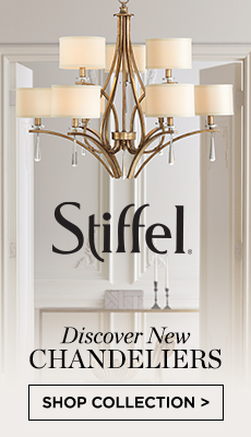 Stiffel - Discover New Chandeliers - Shop Collection
