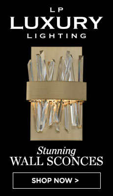 LP Luxury Lighting Sconces - Shop Now