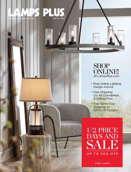 Half Price Days and Sale Catalog