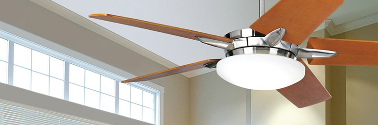 Ceiling Fans - Designer style from the best brands!