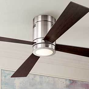 Ceiling fans designer looks new ceiling fan designs lamps plus energy efficient mozeypictures Choice Image