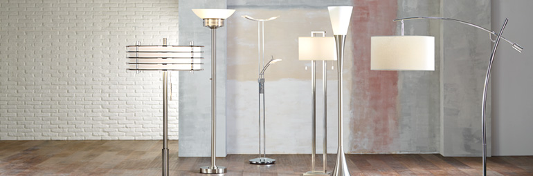 Floor Lamps - Designer Style for Your Home
