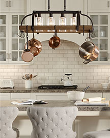 Kitchen Lighting Designer Kitchen Light Fixtures Lamps Plus - Pictures of kitchen light fixtures
