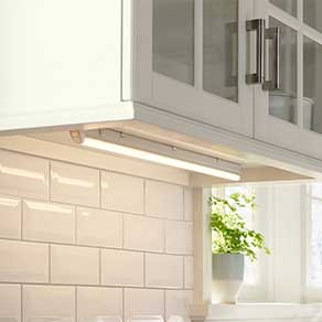 Under Cabinet Lighting - Kitchen