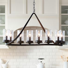Kitchen Lighting - Designer Kitchen Light Fixtures | Lamps Plus