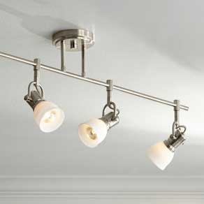 Track Lighting Kitchen Recessed