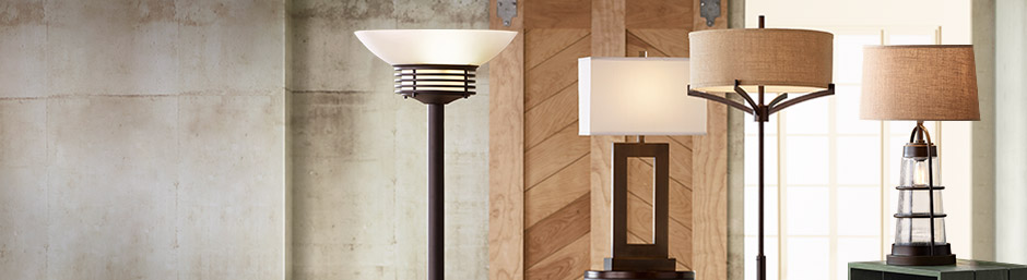 Lamps - Designer Looks, Easy On-Trend Style Updates for the Living Room and More