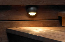 Outdoor Deck And Step Lighting