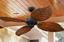 Large ceiling fans 60 inch span and larger lamps plus large outdoor ceiling fans mozeypictures Choice Image