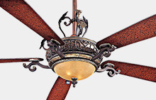 Minka Aire Traditional Ceiling Fans