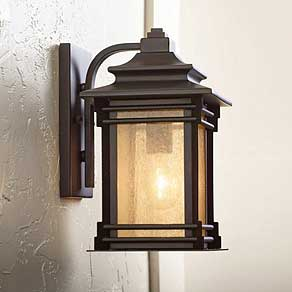 Outdoor Lighting Fixtures - Porch, Patio & Exterior Light Fixtures ...