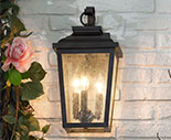 Transitional Outdoor Wall Lighting