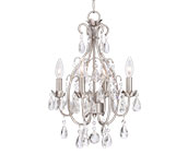 Traditional Plug-In Chandeliers