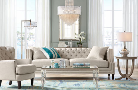 Room Ideas Designs And Inspiration Shop By Room Lamps Plus Unique Inspiration For Living Room Plans