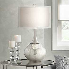 Contemporary. Transitional Table Lamps