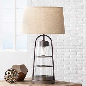 Transitional. Traditional Table Lamps