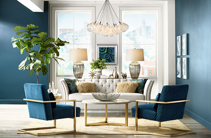 Shop Trend U003e Luxe Living