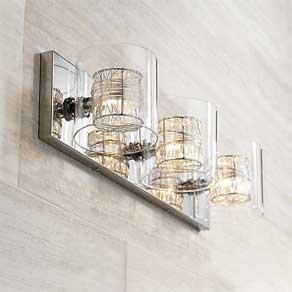 Wall lights decorative wall light fixtures lamps plus bathroom lighting aloadofball Choice Image