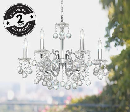 Lighting Installation - Special Offer