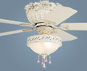Ceiling Fans with Lights - Pull Chain Designs