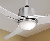Ceiling Fans with Lights and Remote Control
