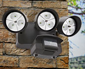 Outdoor security lighting home security flood lights lamps plus led security lights mozeypictures Images